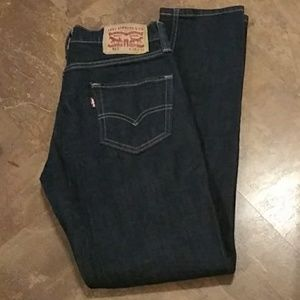 Men Levi 511 Slim Fit Jean SZ-30eWaist--32 Length